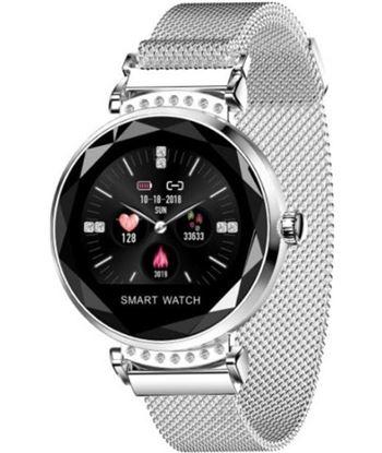 Reloj inteligente Innjoo lady crystal silver - registro distancia - ritmo c LADYC SILVER