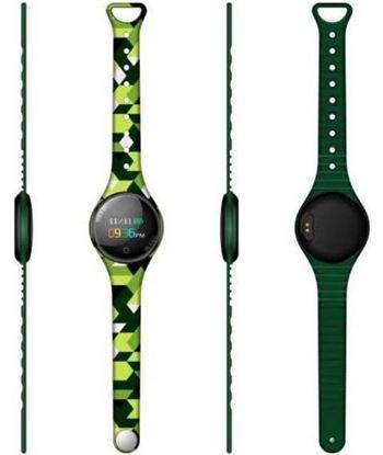 Reloj inteligente Innjoo voom mini green black - pantalla color 2.4cm - bt VOOM MINI GB