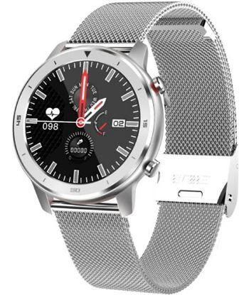 Reloj inteligente Innjoo VOOM CLASSIC SIlver - pantalla 3.38cm - cuantifica