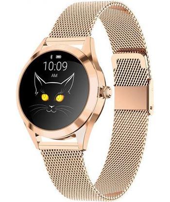 Reloj inteligente Innjoo VOOM GOLD - pantalla color 2.6cm - bt 4.0 - cuanti