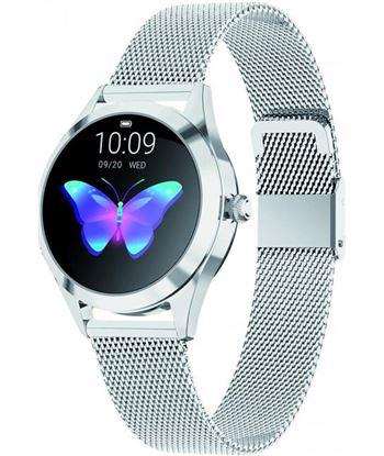 Innjoo plata watch voom tft 1.04'' reloj inteligente health tracker WATCH VOOM SILV