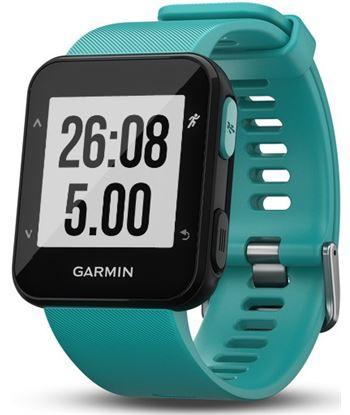 Reloj carrera gps Garmin forerunner 30 pulsímetro turquesa GAR010_01930_04