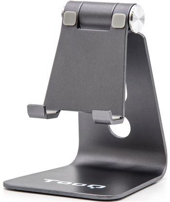 Nuevoelectro.com soporte para smartphone móvil / tablet tooq ph0001-g gris - almohadillas d