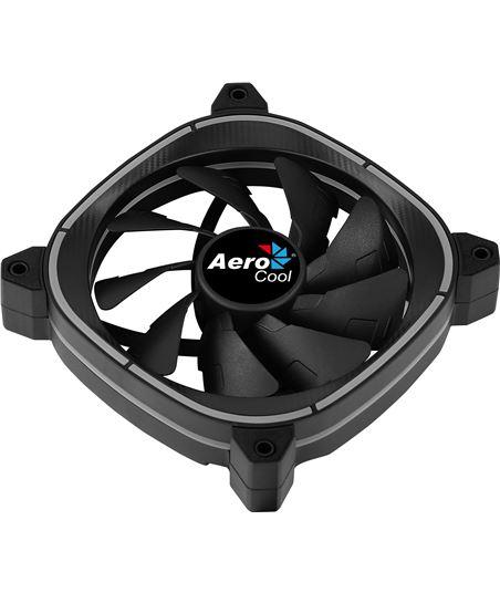 Ventilador Aerocool ASTRO12 - 12cm - 1000 rpm - 17.5dba - cojinete hidráuli - 75765071_0584448637