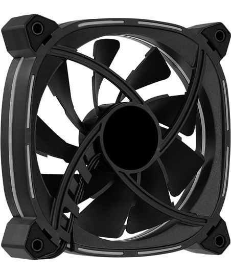 Ventilador Aerocool ASTRO12 - 12cm - 1000 rpm - 17.5dba - cojinete hidráuli - 75765071_1089468754