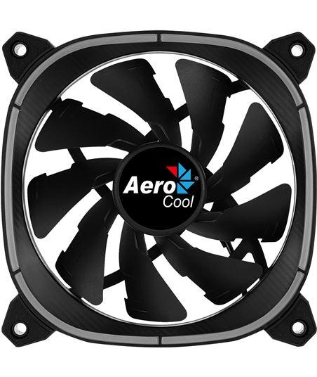 Ventilador Aerocool ASTRO12 - 12cm - 1000 rpm - 17.5dba - cojinete hidráuli - 75765071_6735535943