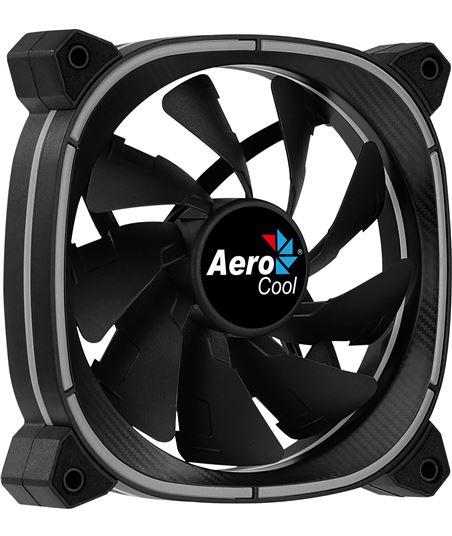 Ventilador Aerocool ASTRO12 - 12cm - 1000 rpm - 17.5dba - cojinete hidráuli - 75765071_6782161248