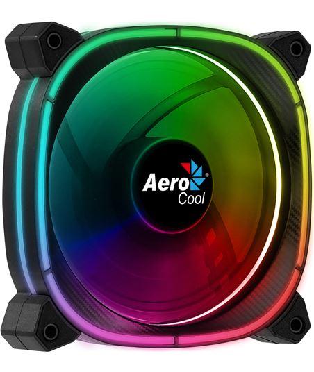 Ventilador Aerocool ASTRO12 - 12cm - 1000 rpm - 17.5dba - cojinete hidráuli - ASTRO12