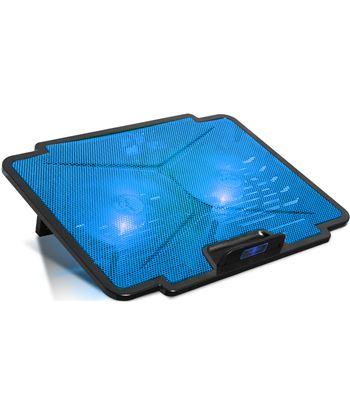Soporte refrigerador Spirit of gamer airblade 100 blue - para portátiles ha SOG-VE100BL