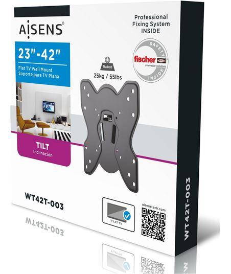 Nuevoelectro.com soporte de pared aisens wt42t-003 para pantallas 23-42''/58-106cm - hasta 25 - 70341261_5714439571