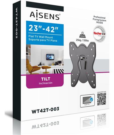 Nuevoelectro.com soporte de pared aisens wt42t-003 para pantallas 23-42''/58-106cm - hasta 25 - 70341261_3390644372