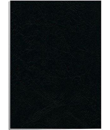 Nuevoelectro.com pack de 50 portadas de carton extra rigido negro fellowes 5135701 - tamaño