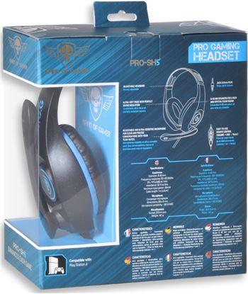 River MIC-G715PS4 auriculares con micrófono para ps4 spirit of gamer pro-sh5 - ds 40mm - - 65980017_2039978992
