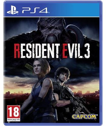 Sony 1049616 juego para consola ps4 resident evil 3 remake - 1049616