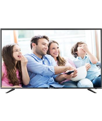Denver tv led 49'' 4k uhd - 3840?2160. triple sintonizador (dvb-t2/carga superior 2). usb graba