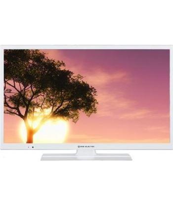 Televisor led Eas electric E24SL702W blanco - 24''/60.9cm - 1366*768 - dvb-t