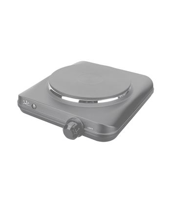 Placa eléctrica de cocina Jata CE150 - 1500w - 1 termostato regulable - 1 p