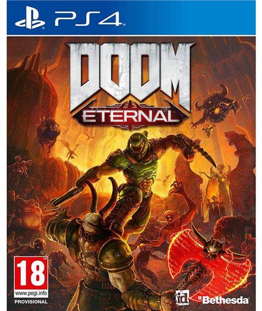 Juego para consola Sony ps4 doom eternal 1028434 Consolas - 5055856422785