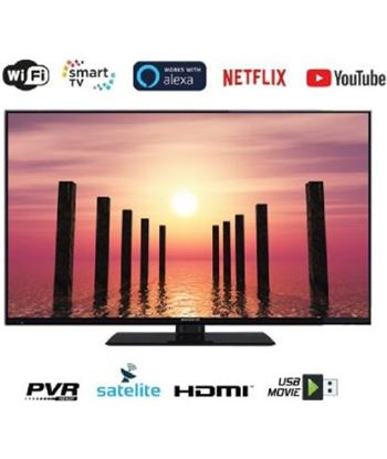 Televisor led Eas electric E24SL702 - 24''/60.9cm - 1366*768 - dvb-t/t2/carga superior /