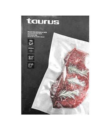 Paquete 50 unidades para envasar al vacio Taurus 999261000 - 20*30cm
