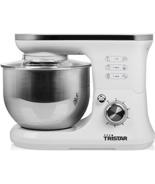 Robot cocina Tristar MX4817 5l bol inox 1200w Robots de cocina - MX4817