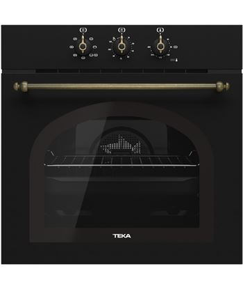 Horno independiente Teka hrb 6100 clase a multifunción antracita HRB6100AT