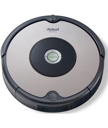 Robot aspirador Irobot roomba 604 - limpieza en 3 fases - 2 cepillos multis R604040