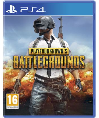 Juego para consola Sony ps4 playerunknown's battlegrounds 9787617 - 9787617