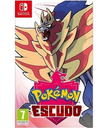 Juego para consola Nintendo switch pokemon escudo POK ESC - 0045496424862