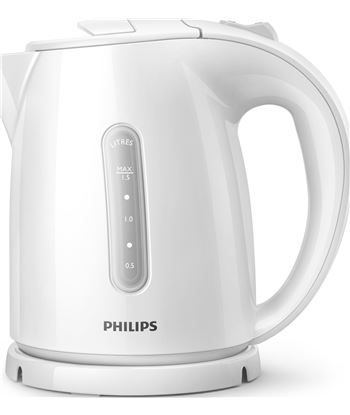 Hervidor de agua Philips daily collection hd4646 blanco - 2000-2400w - 1.5l HD4646/00