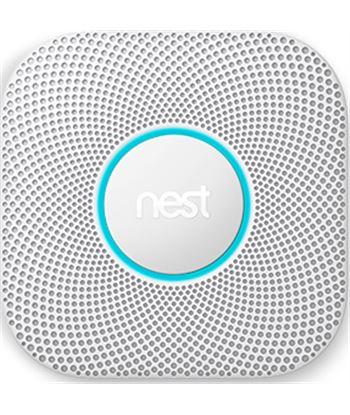 Google S3000BWIT detector de humo + co2 nest protect -wifi - ajuste automático - 10 años de - S3000BWIT