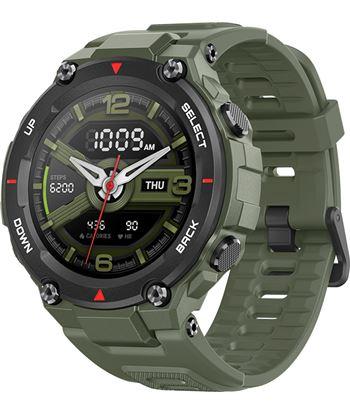 Reloj inteligente huami Amazfit t-rex green - pantalla 3.30cm amoled - bt - W1919OV1N