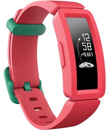 Fitbit FB414BKPK ACE2 sandía pulsera de actividad infantil pantalla oled co