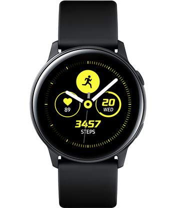 Reloj inteligente Samsung ACTIVE R500 BLAck - pantalla s?per amoled 1.1''/2.