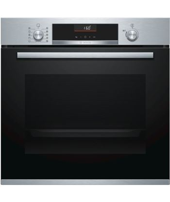 Horno Bosch HBB536BS0 independiente multifuncion cristal negre/inox