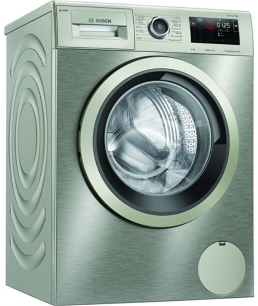Lavadora Bosch WAU28PHXES clase a+++ 9 kg 1400 rpm acero inoxidable - WAU28PHXES