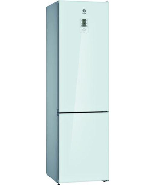 Balay 3KFE768WI frigorífico combi clase a++ 203x60 cm no frost cristal blan - 3KFE768WI