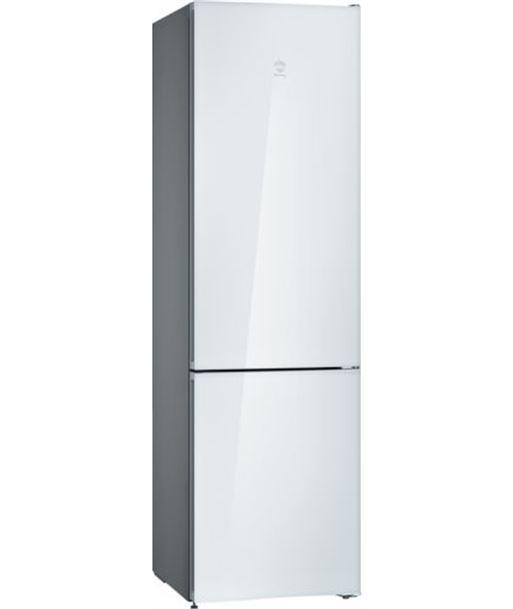 Balay 3KFE765WI frigorífico combi clase a++ 203x60 no frost cristal blanco - 3KFE765WI