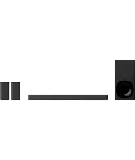 Barra sonido sonido Sony ht-20r 5.1 400w bluetooth usb negra HTS20R - HTS20R