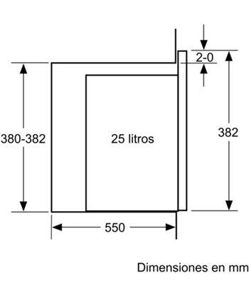 Microondas  integr. Balay 3CG5175A0 gris Microondas integrables - 78535443_5202622231