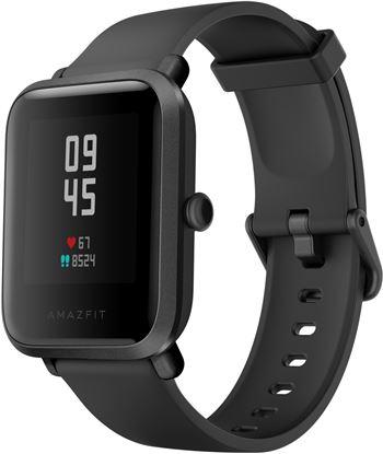 Reloj inteligente huami Amazfit bip s carbon black - pantalla 3.25cm - bt 5 W1821OV1N