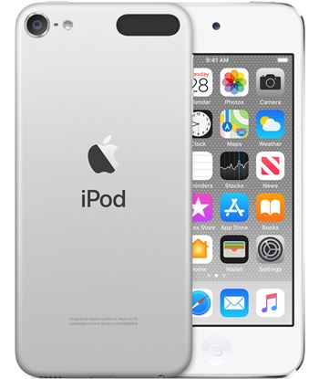 Apple ipod touch 128gb plata - mvj52py/a mp3, mp4 y mp5