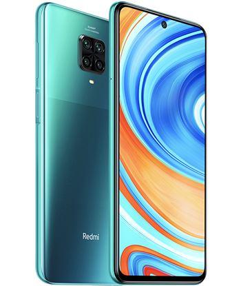 Xiaomi MZB9444EU smartphone móvil redmi note 9 pro verde tropical - 6.67''/16.9cm - sn - MZB9444EU