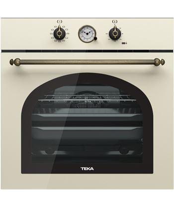 Horno independiente Teka hrb 6300 clase a multifunción vainilla 111010012