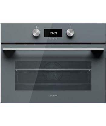 Horno compacto independiente Teka hlc 8400 multifunción gris 111130004
