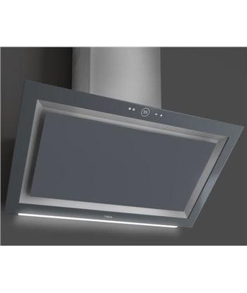 Campana decorativa Teka dlv 985 ecopower 735 m3/h 90 cm gris 112930004