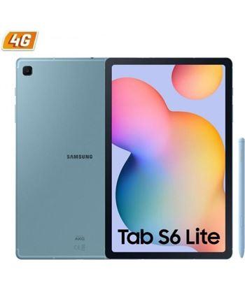 Tablet Samsung galaxy tab s6 lite p615 blue - 10.4''/26.41cm - oc - 64gb - 4 SM-P615 BLUE - 8806090424908
