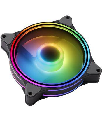 Ventilador Hiditec n8-argb - 1200rpm - 120mm - iluminación argb rainbow - 2 VGCH10003 - 80120501_6987541581