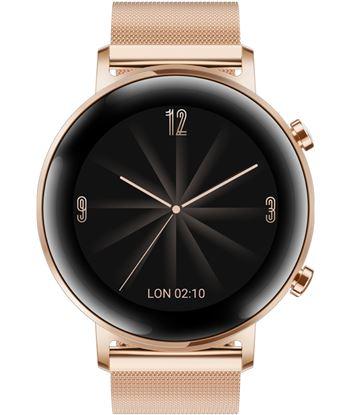 Reloj inteligente Huawei gt2 elegant 42mm refined gold - pantalla 3.04cm am 55024506