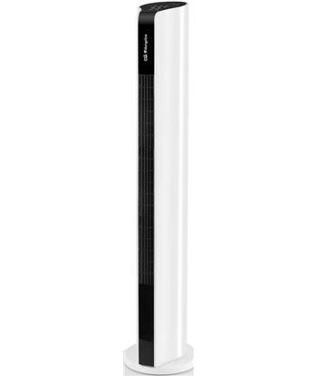 Ventilador de torre Orbegozo twm 1000 - 50w - altura 85cm - 3 velocidades - 17611